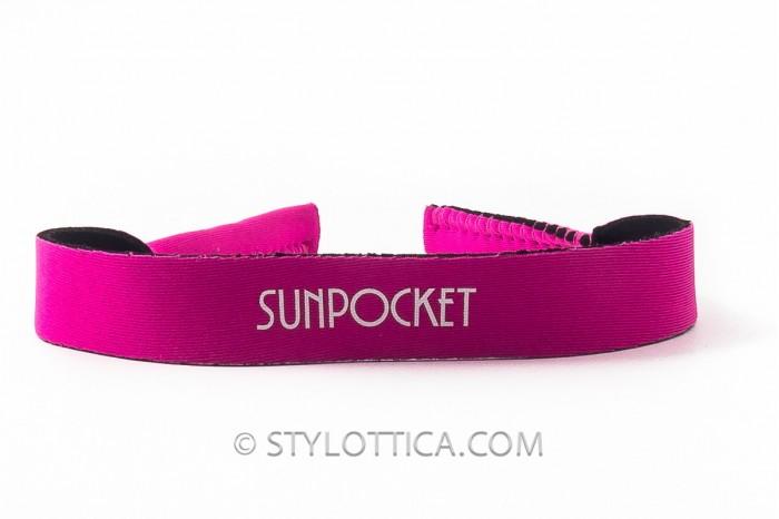 SUNPOCKET Performance strap for eyewear