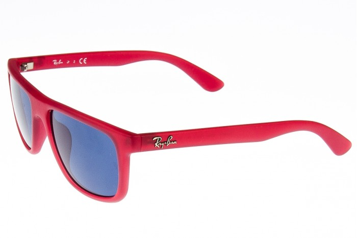 75b5a39ae53 Sunglasses for children RAY BAN Junior RJ9057S 197 80 red