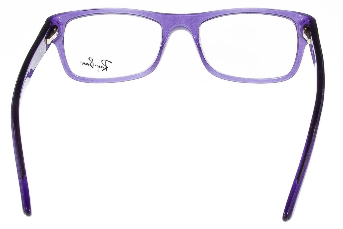 b1ddab22588 Eyeglasses for children RAY BAN Junior RB5268 5122 purple