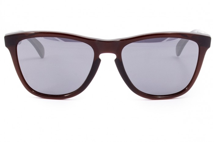 18aba48f8d Sunglasses OAKLEY Frogskins Vapor Brown OO9013-37