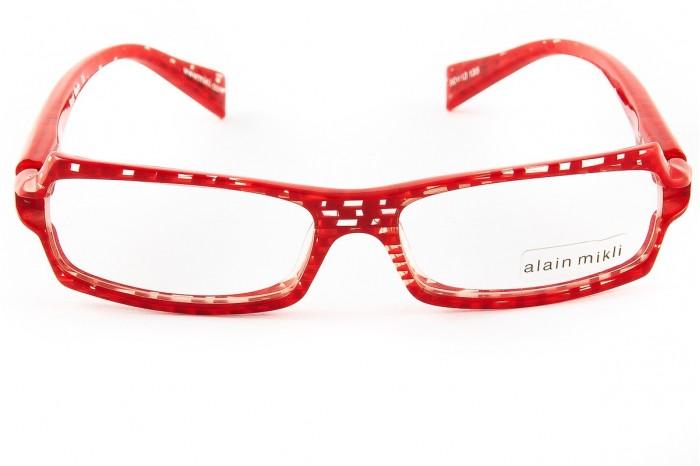 Eyeglasses ALAIN MIKLI a063 76