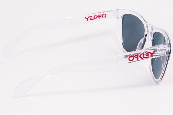 4209811d1f Sunglasses OAKLEY Frogskins Polished Clear OO9013-A5