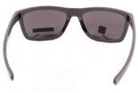 66031582df Sunglasses OAKLEY Holston Matte Dark Grey Prizm Polarized OO9334-1158