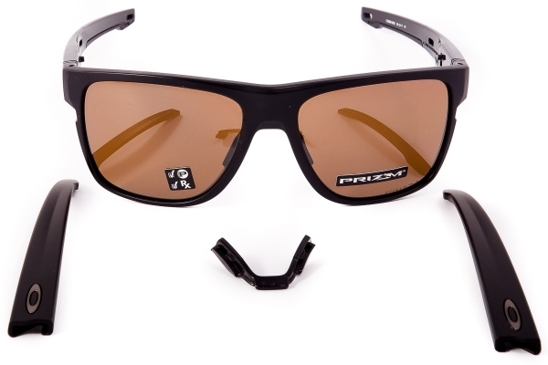 f24d003481b Sunglasses OAKLEY Crossrange XL Matte Black Prizm Polarized OO9360-0658