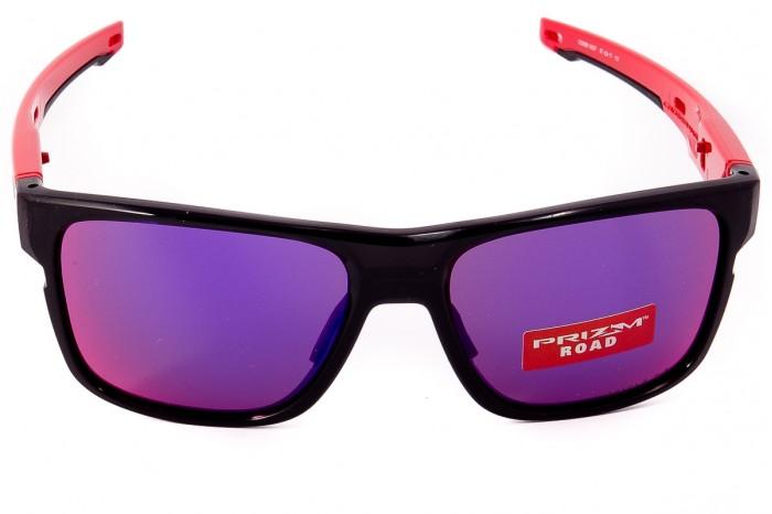 e54aeda826e ... Sunglasses OAKLEY Crossrange Black Ink Prizm OO9361-0557. Reduced  price. Previous