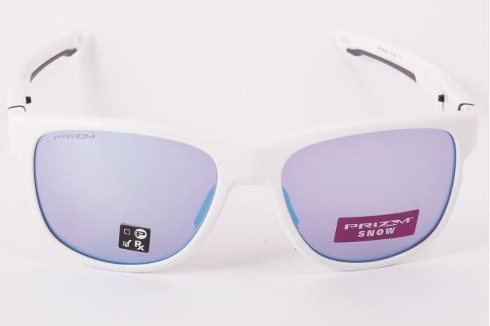 daed549b1dd44 ... Sunglasses OAKLEY Crossrange R Polished White Prizm OO9359-0557.  Reduced price. Previous