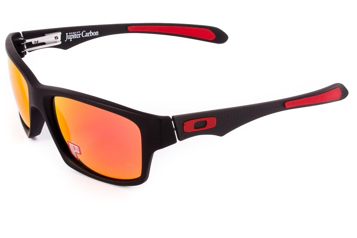 224bd1d77b370 Sunglasses OAKLEY jupiter carbon OO9220-06 ferrari collection matte ...