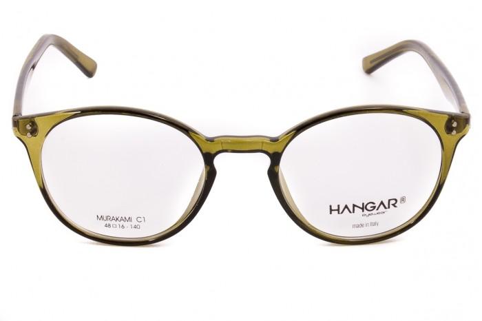 Eyeglasses HANGAR murakami c1