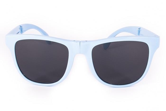 темные очки SUNPOCKET kauai 1 light blue