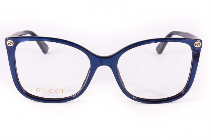 Eyeglasses GUCCI GG0026O 005