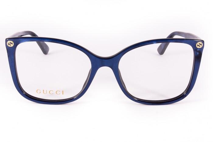 Occhiale da vista GUCCI GG0026O 005