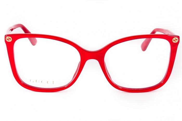 Occhiale da vista GUCCI GG0026O 004