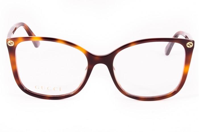 Occhiale da vista GUCCI GG0026O 002