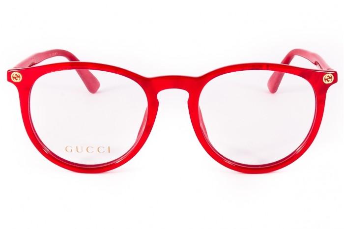 Eyeglasses GUCCI GG0027O 004