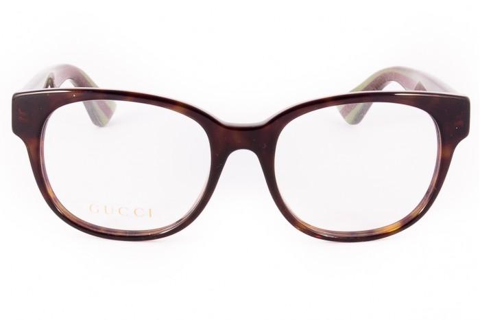 Eyeglasses GUCCI GG0040O 002