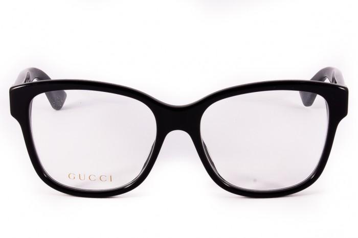 Eyeglasses GUCCI GG0038O 001