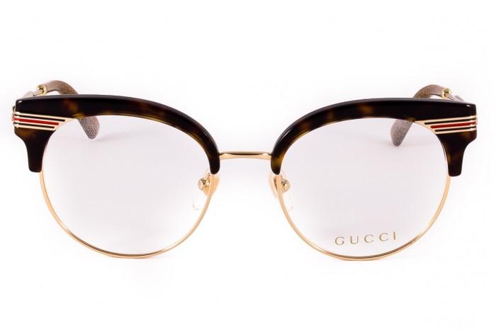 Occhiale da vista GUCCI GG0285O 002