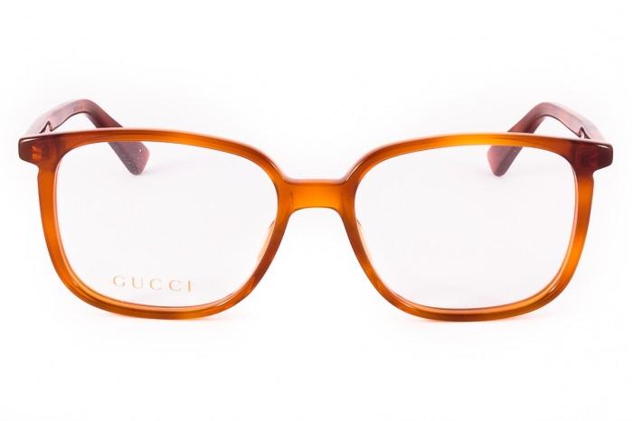 Eyeglasses GUCCI GG0260O 002