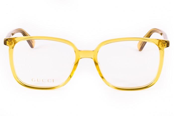 Eyeglasses GUCCI GG0260O 006