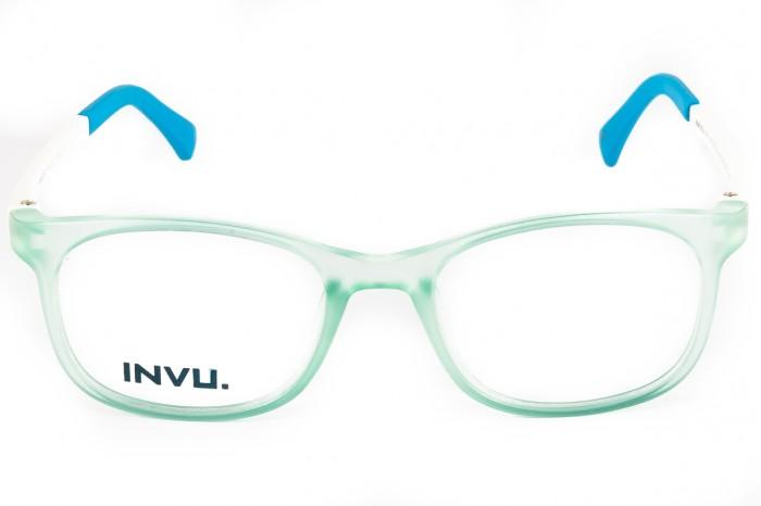 Occhiale da vista junior INVU k4603b