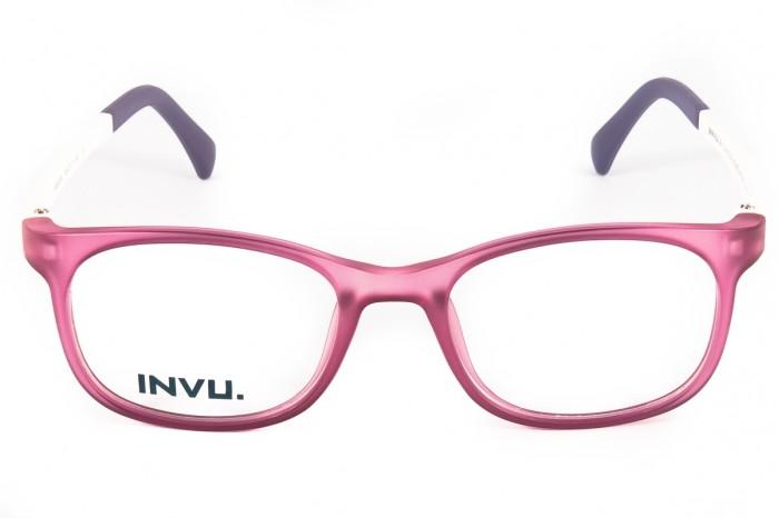 Occhiale da vista junior INVU k4603a