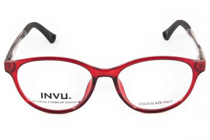 Occhiale da vista junior INVU k4701c