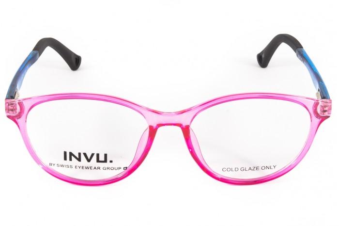 Occhiale da vista junior INVU k4701a