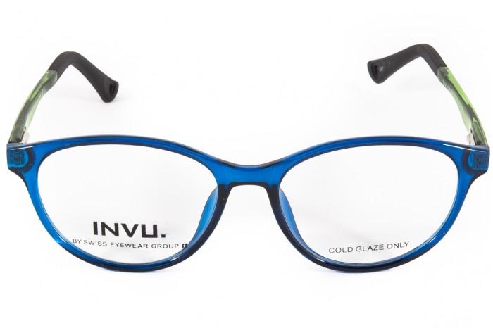 Kids Eyeglasses INVU k4701b