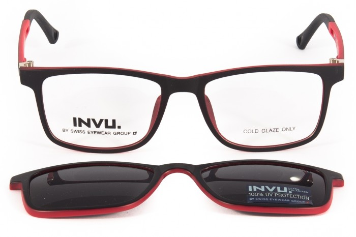 Occhiale da vista junior INVU g4806b...
