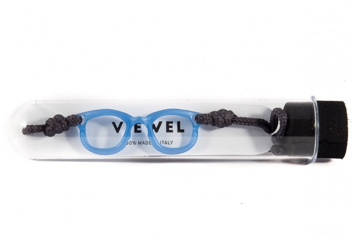 Braccialetto VIEWEL panthos light blue