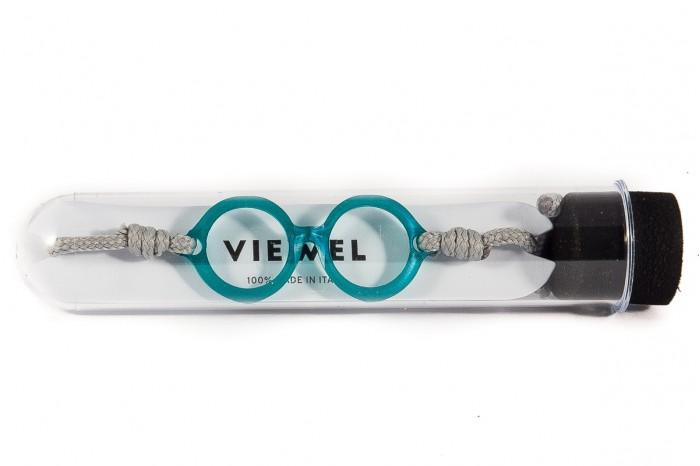 VIEWEL Bracelet round petrol