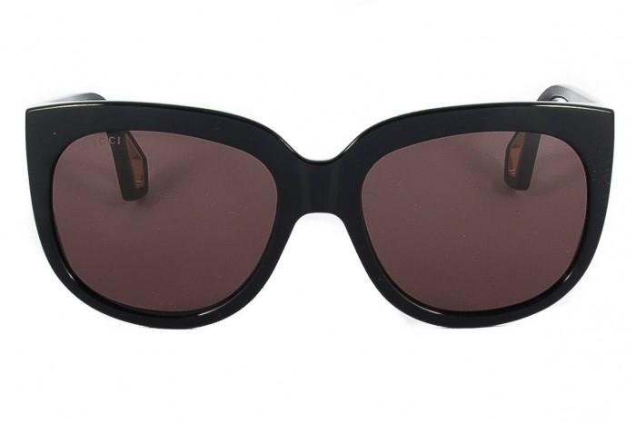 100% di alta qualità personalizzate design raffinato Occhiali da sole GUCCI GG0468S 001