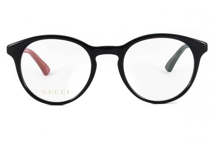 vendite calde 4c229 1ed4c Occhiali da Vista GUCCI GG04060 003 bicolore Collezione 2019