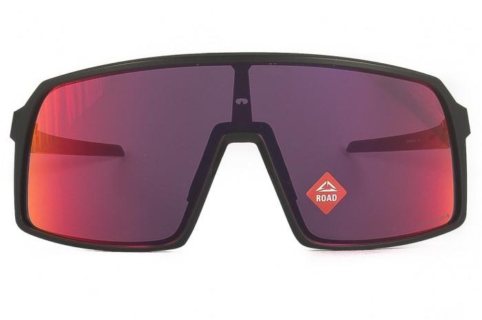 vasto assortimento eccezionale gamma di colori bello design Sunglasses OAKLEY Sutro Prizm OO9406-0837 in black O-Matter
