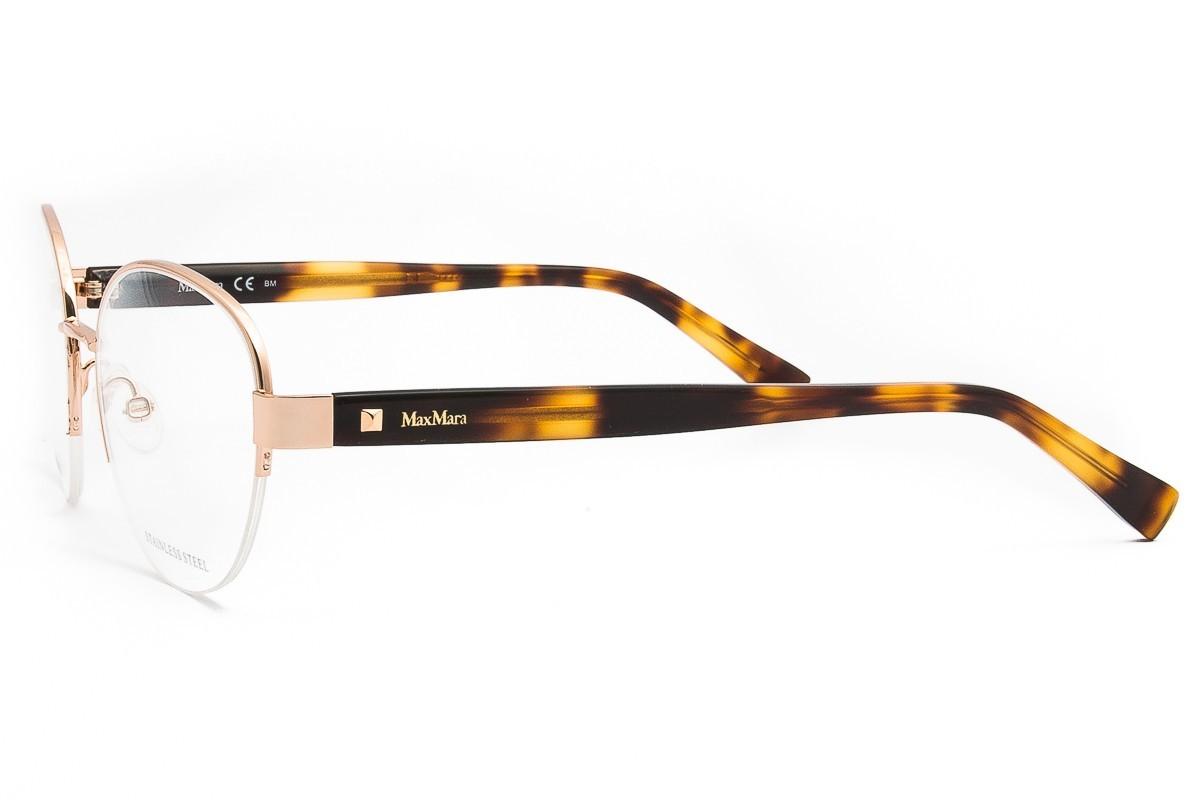 Multicolour Rose Gold 54 Max Mara Women/'s Mm Bridge Ii Sunglasses