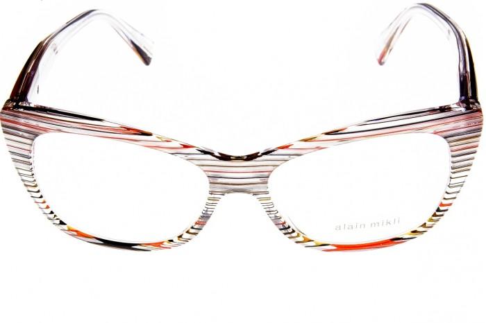 Eyeglasses ALAIN MIKLI a01346 3087