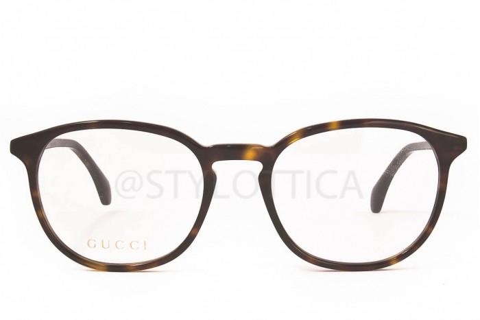 Eyeglasses GUCCI GG0551O 006