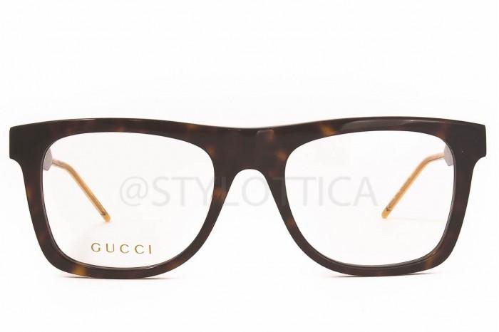 Eyeglasses GUCCI GG0604O 002
