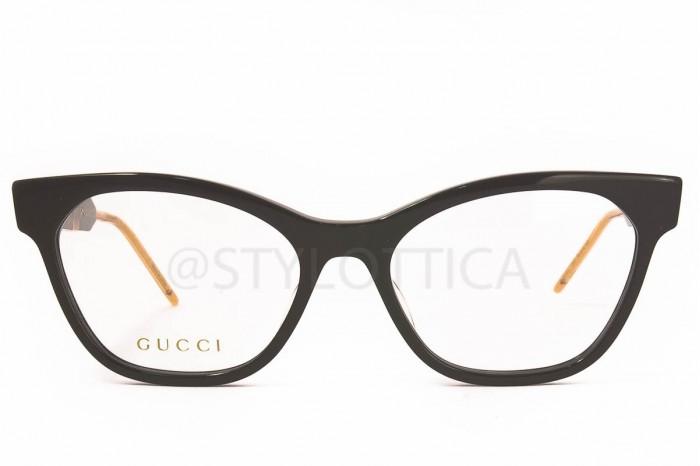 Eyeglasses GUCCI GG0600O 001