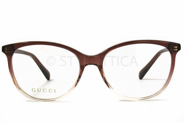 Eyeglasses GUCCI GG0550O 007