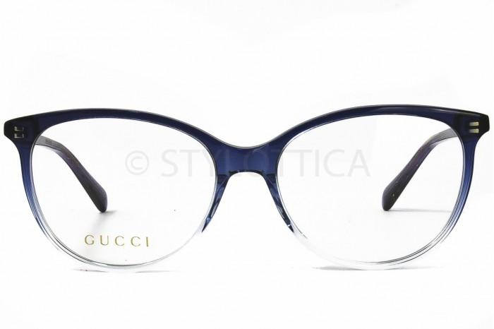 Eyeglasses GUCCI GG0550O 008