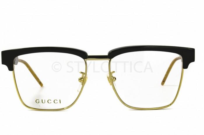 Eyeglasses GUCCI GG0605O 001