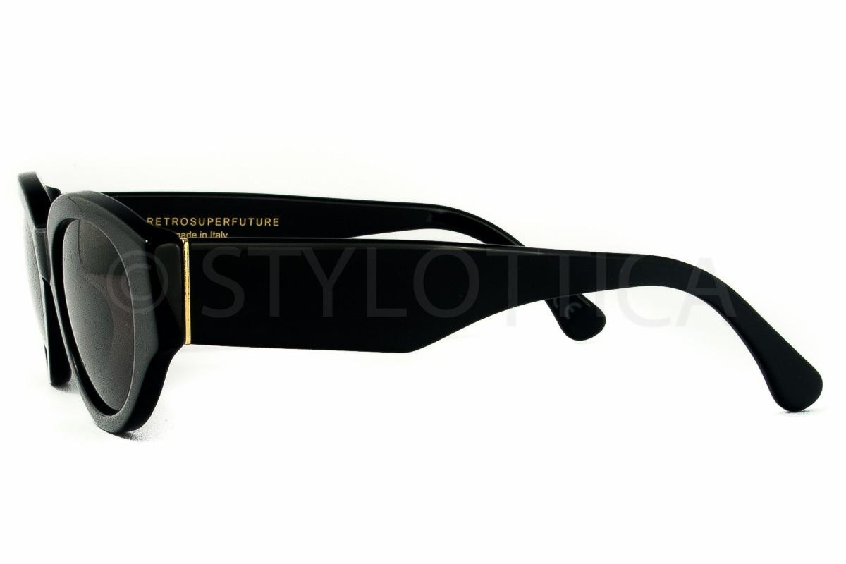 Sunglasses Super By Retrosuperfuture DREW MAMA Black BC8 53 21 145 NEW