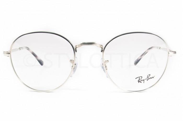 Acquista grande vendita tra qualche giorno Occhiale da vista RAY-BAN rb 3582v 2538. Montatura round colore ...