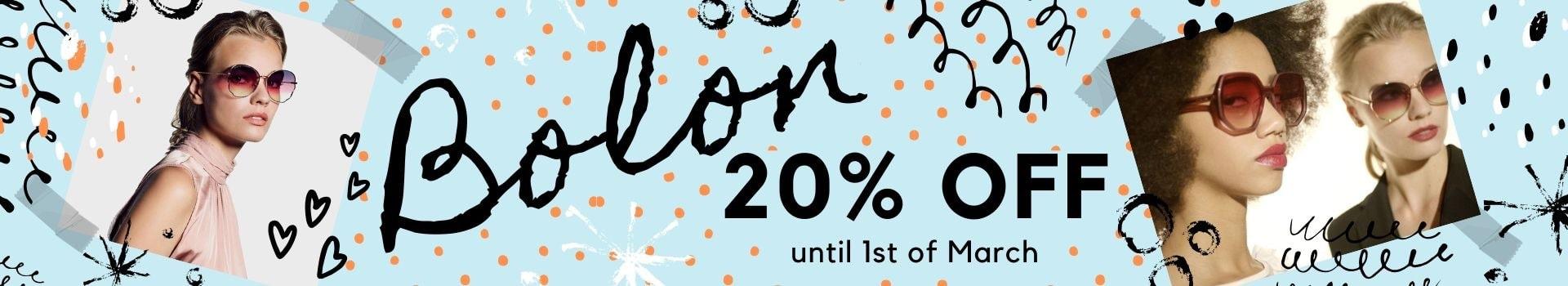 Promozione bolon -20%