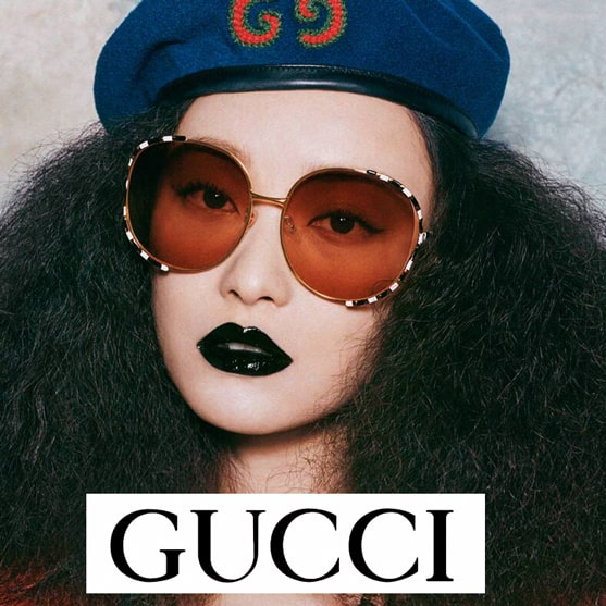 all eyewear Gucci by stylottica.com