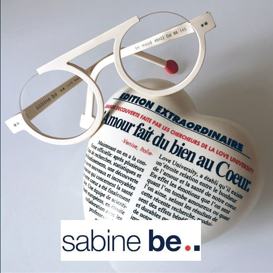 all eyewear Sabine Be by stylottica.com